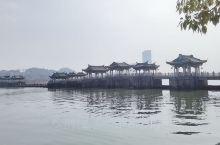 潮州,广济桥是必游景点,设计巧夺天工