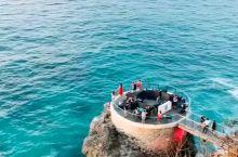 巴厘岛最美的海岛餐厅露台