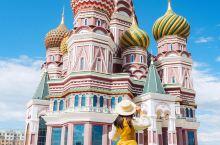 你以为这是俄罗斯?不!这里是满洲里!  拜占庭、哥特、巴洛克式建筑,充斥着浓浓的异域风情,像走进了童