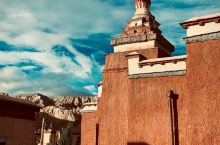 古格王朝的第一座寺院|托林寺