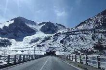 大板山下雪了