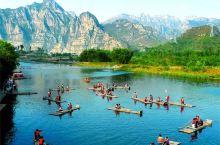 北京周边玩水漂流圣地——野三坡