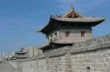 大同古城墙景色