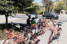 摩拜单车在巴西