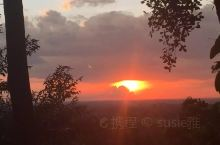 旅行回忆录 | 巴肯山的日落