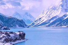 川藏线上最美的高原秘境     然乌湖
