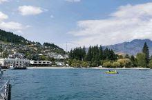 这样的码头多么漂亮。 南岛·新西兰