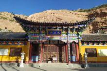 马蹄寺景区