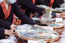 瑶族长桌宴