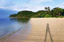 泰国奈岛天堂海滩的清晨