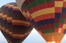 土耳其 卡帕多奇亚 热气球