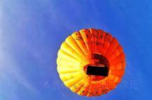 凌晨四点坐热气球,看一轮曙光从地平线升起