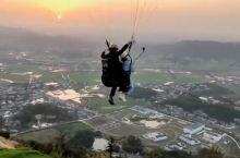 女神飞行节丨长沙最美滑翔伞基地-黑麋峰