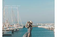 半山半岛帆船港|三亚也有如此文艺的地方