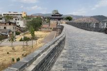 古城墙。。