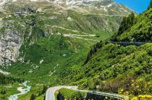 瑞士·夏日