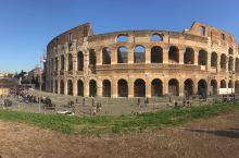 我在古罗马广场