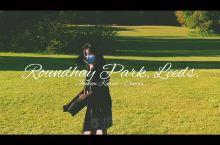 RoundhayPark|公园春天和天鹅