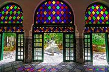 摩洛哥的巴伊亚宫