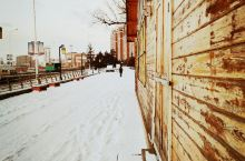 """大年初五雪霁,家乡更加妩媚""""冻""""人了。"""