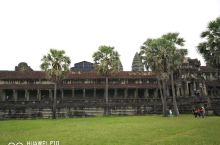 柬埔寨大吴哥窟。