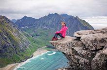 徒步挪威罗弗敦群岛Ryten山