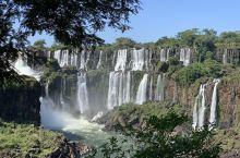 阿根廷伊瓜苏瀑布
