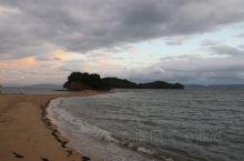 小豆岛 約束の丘展望台海滩
