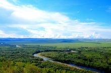 绝美呼伦贝尔,盛夏游额尔古纳湿地