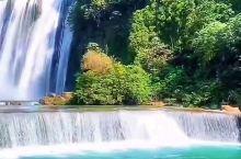 黄果树瀑布。