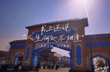 旅行|西北小城新疆伊犁的春日游记(一)