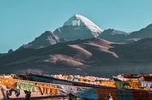 西藏旅游  世界中心的神山---冈仁波齐