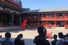 圆明新园·宫廷献技·南狮表演