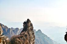 秋意白石山