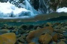 欧洲雪中溪