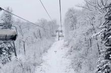 粉雪天堂长白山