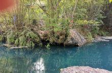 龙井村环境优美,溪水清澈