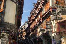 佛坪老街,安静的城市
