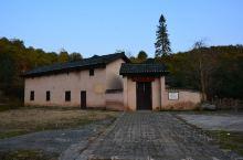中国红军第四军军部旧址。