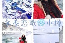 北海道 | 冬季恋歌小樽