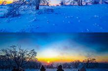 吉林旅行|零下30度的老白山惊艳神鹿山