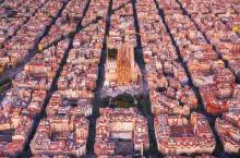 巴塞罗那~世界上最排列最真整齐的城