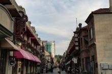 建于1872年的朝阳街