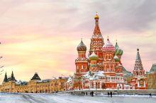 圣瓦西里大教堂,俄罗斯最美的教堂,每个角度都是那样的完美~