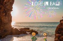 巴厘岛带ta欣赏一场浪漫的沙滩日落吧