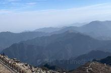 秦岭山脉的主风景—太白山