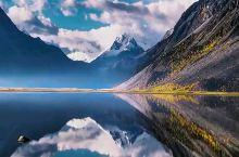 一眼万年的然乌湖