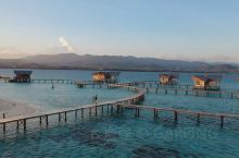旅行VLOG人均700元东南亚爱心岛水屋