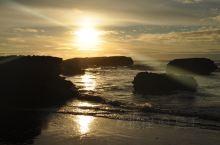 怀卡托Port 之日落沙滩