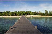 浮潜天堂岛